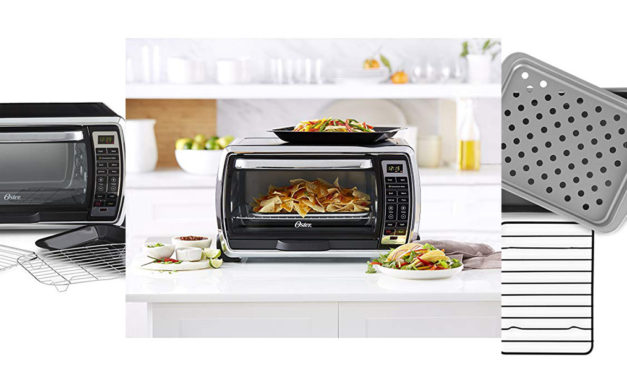 Oster Large Digital Countertop Convection Toaster Oven Under $100